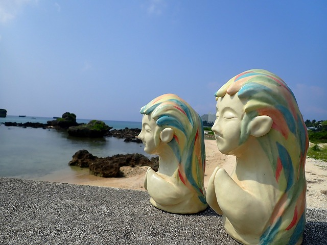 沖縄アマビエ